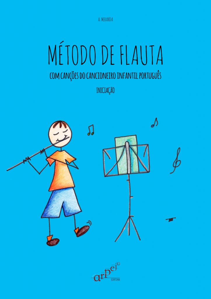 Método de Flauta – Iniciação
