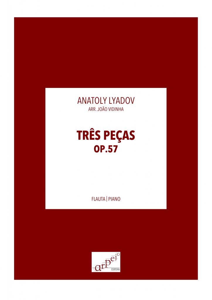 Três Peças, Op.57